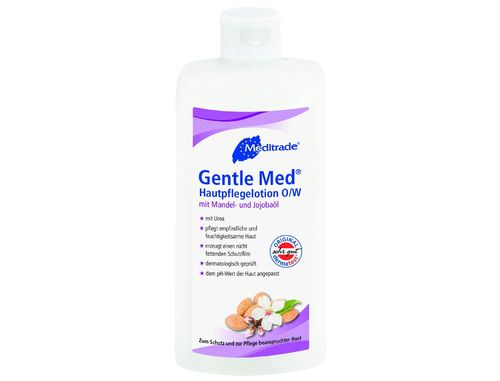 Gentle Med® Hautpflegelotion (O / W) 500 ml